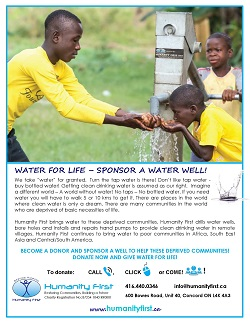 water for life cameroon